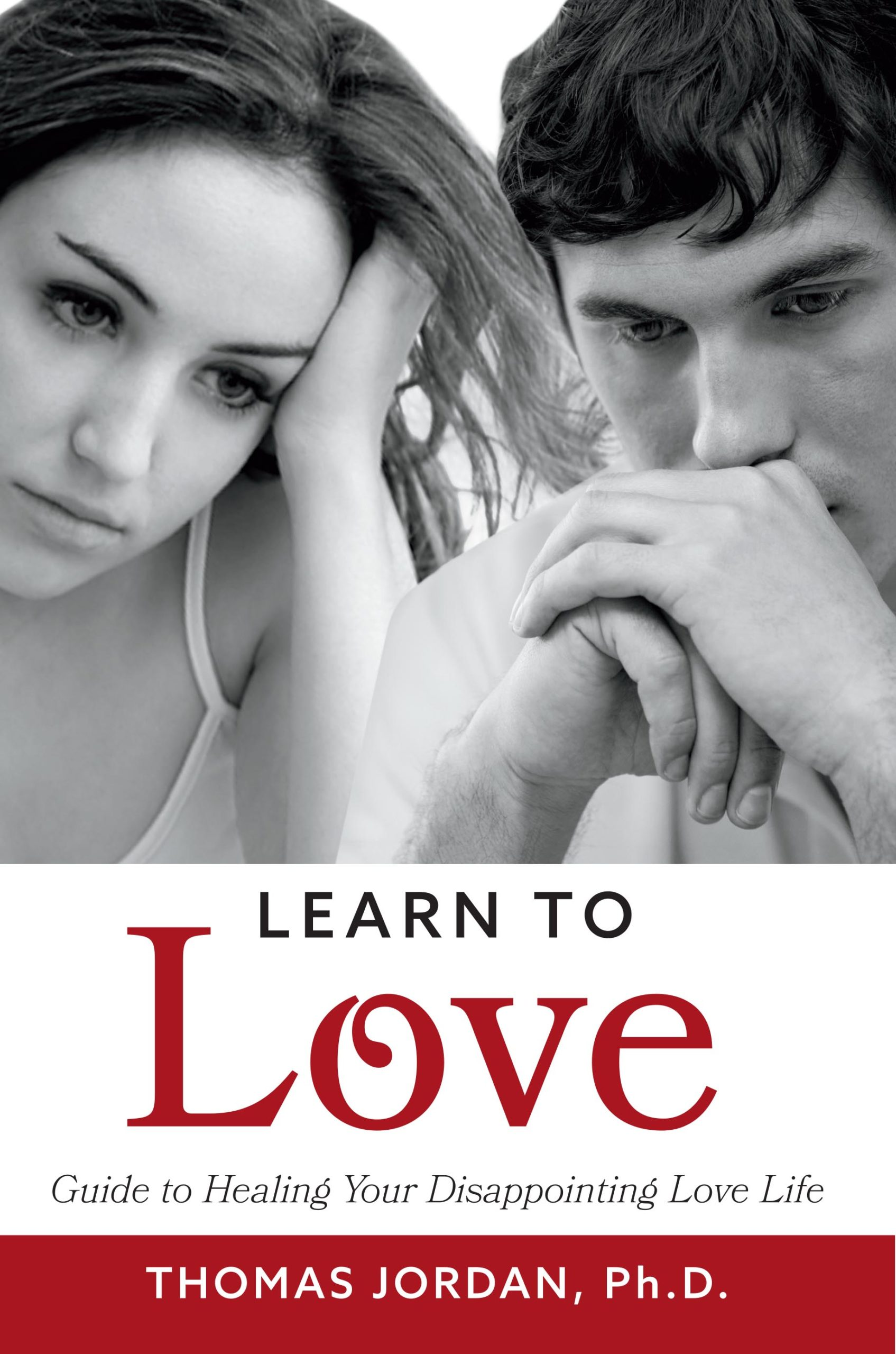 learn to love book cover